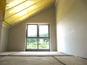 Trockenbau Renovierung, Wohnunsrenovierung Dachgeschoss