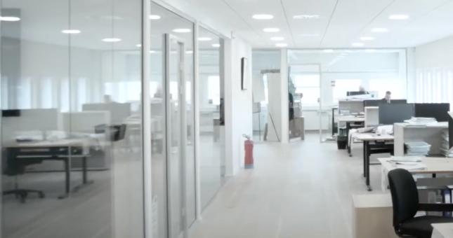 Bürorenovierung Büroumbau